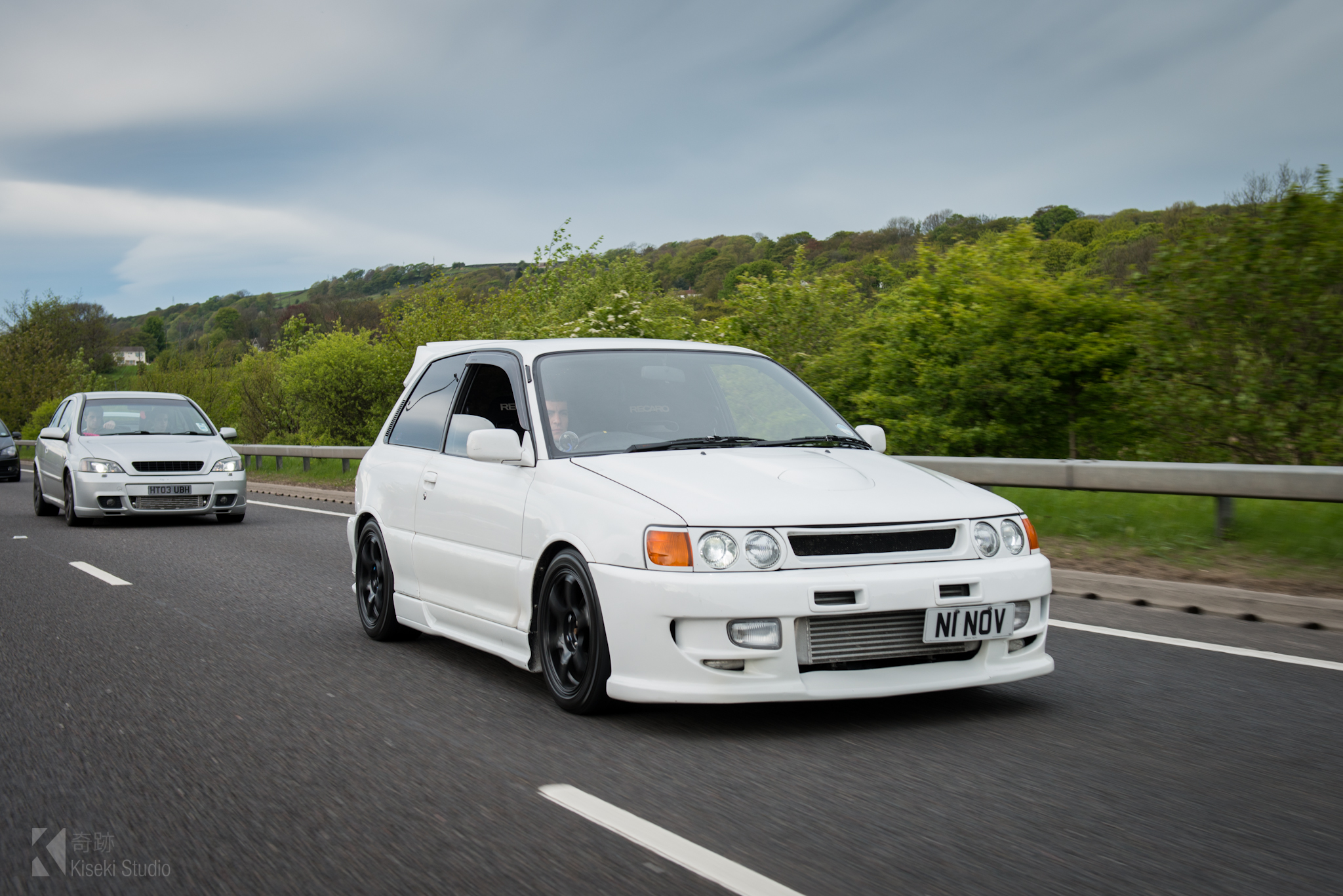 Toyota Starlet EP82 GT Turbo | Flickr - Photo Sharing!