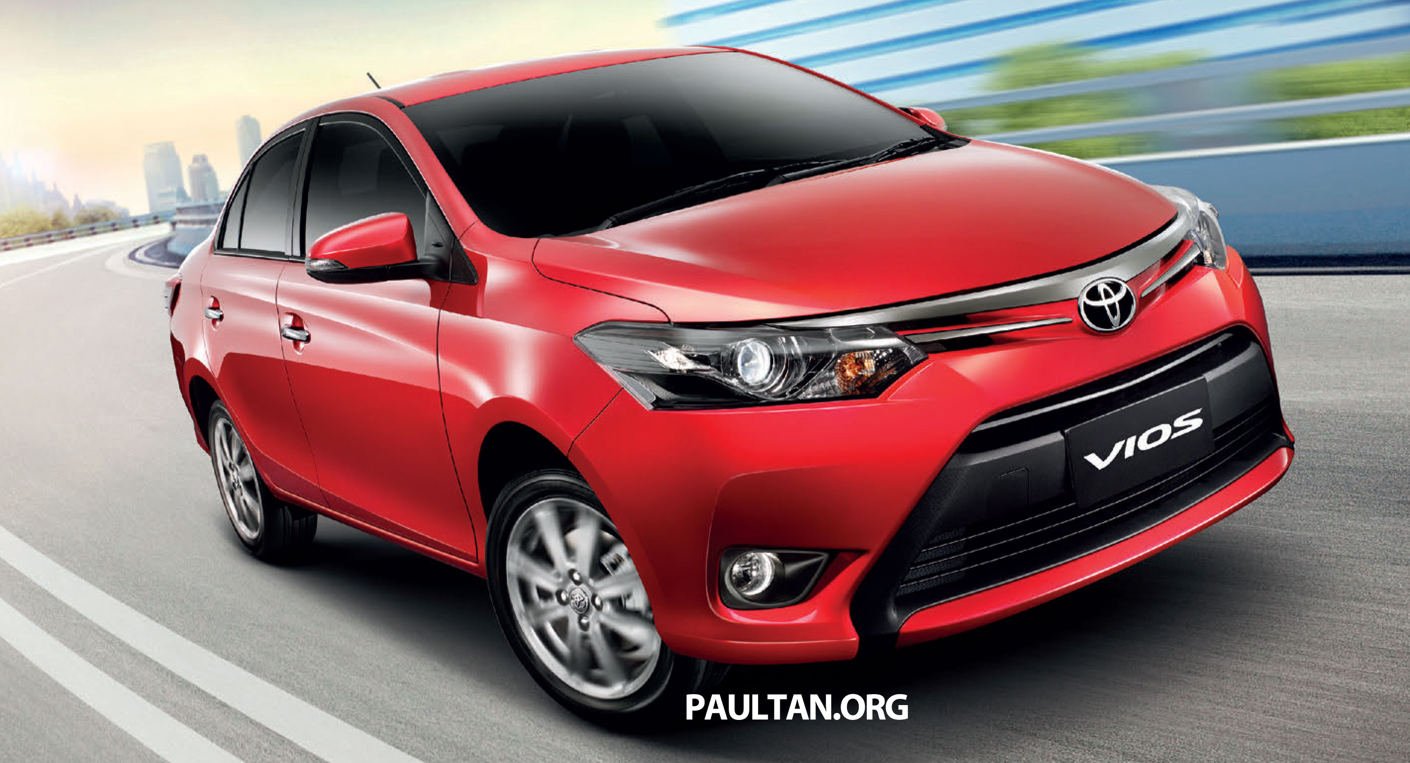 2013 Toyota Vios launched in Thailand – full details Image 163532