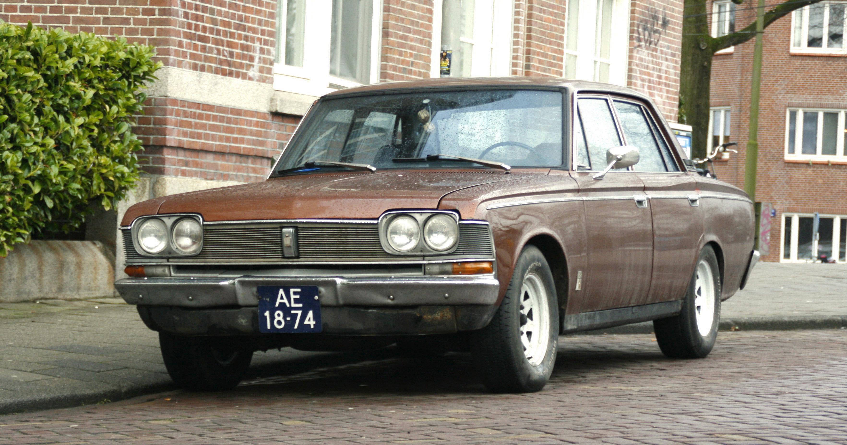 Toyota Crown 2300 De Luxe | Flickr - Photo Sharing!