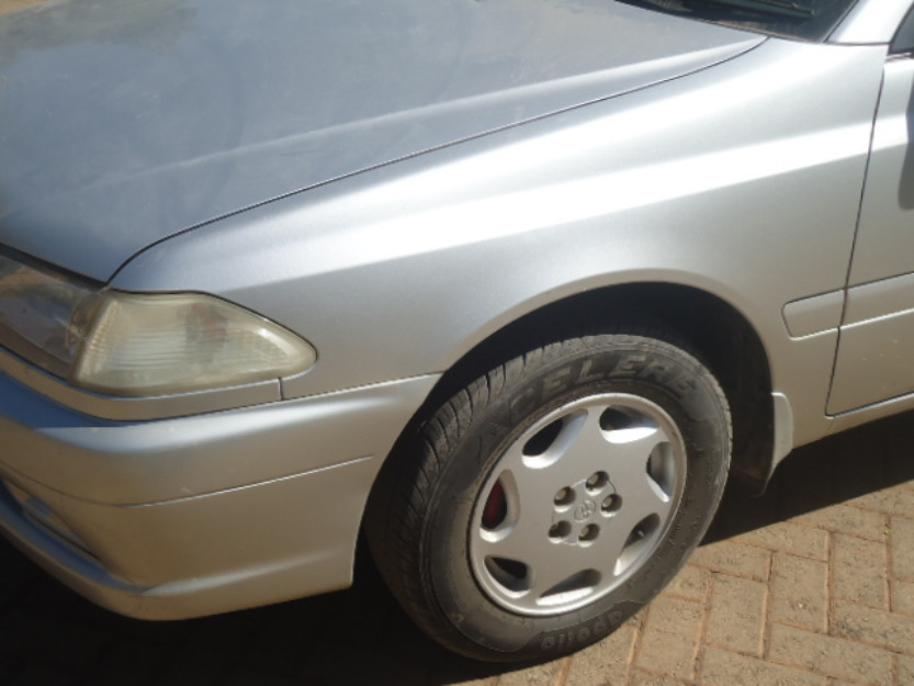Toyota Carina 1.8si, silver with extras - Karen - Cars
