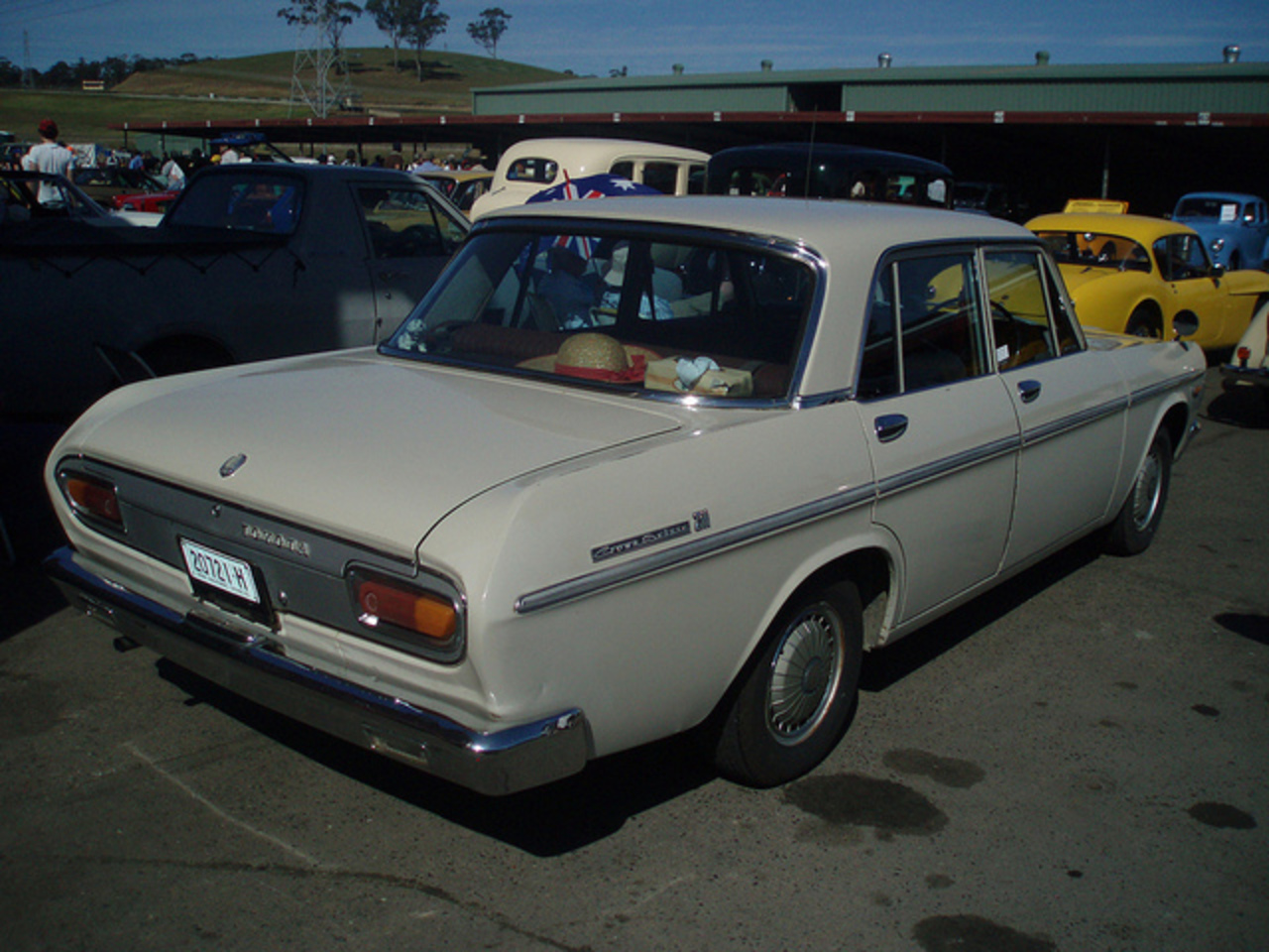 1967 Toyota Crown Deluxe 2300 | Flickr - Photo Sharing!