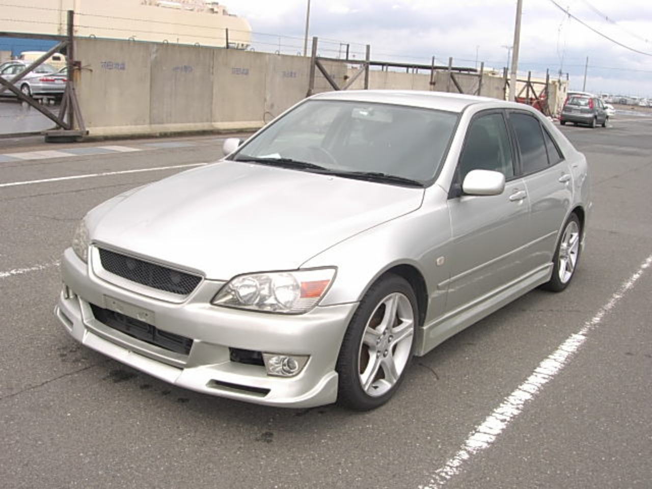 Toyota Altezza RS200 | Flickr - Photo Sharing!