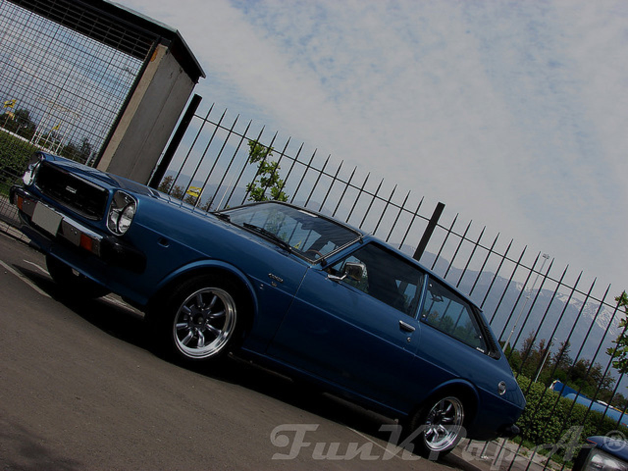 Toyota Corolla LiftBack [KE70] | Flickr - Photo Sharing!