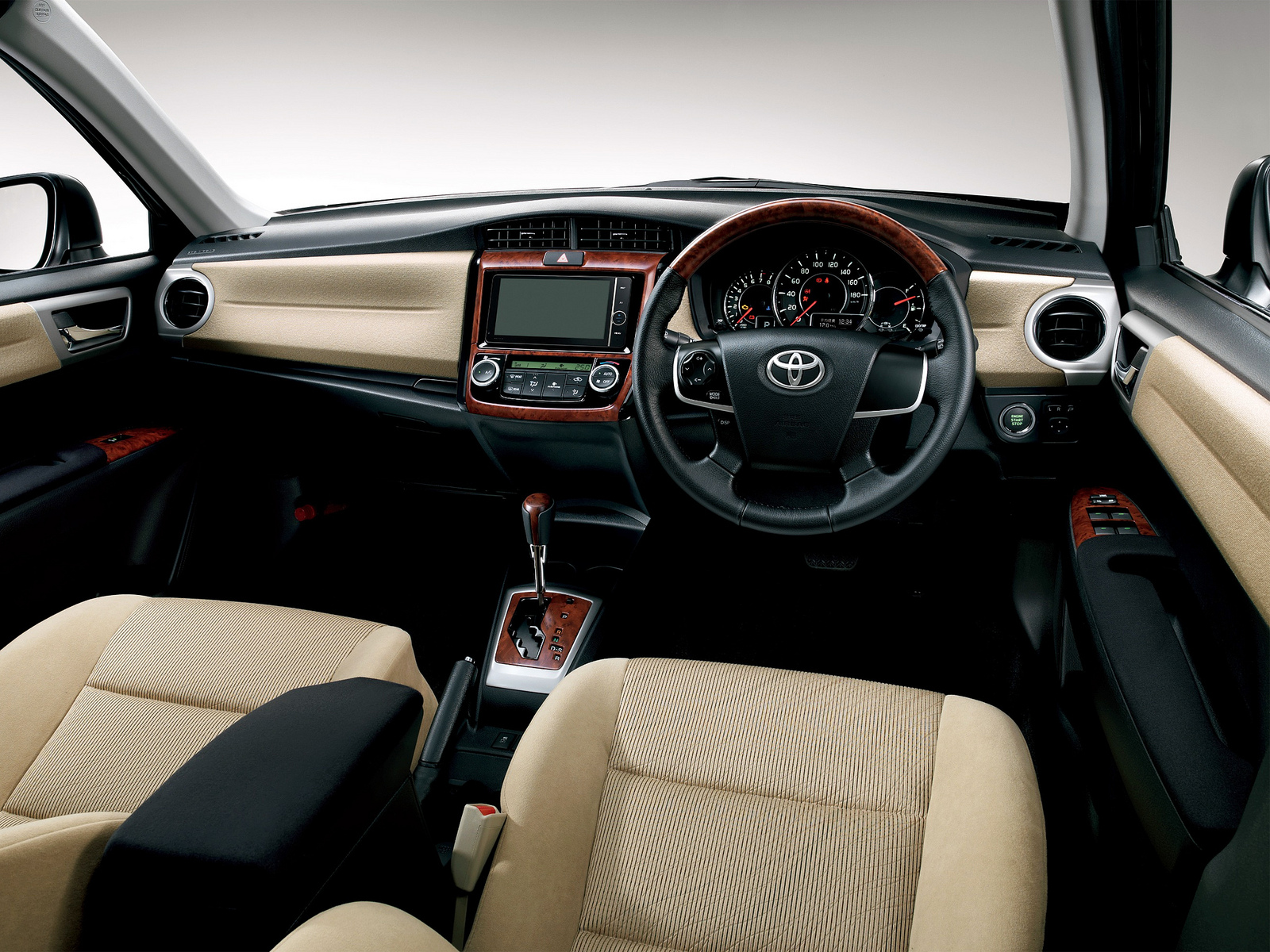 2012 Toyota Corolla Axio 1.5 luxel interior dashboard | Flickr ...