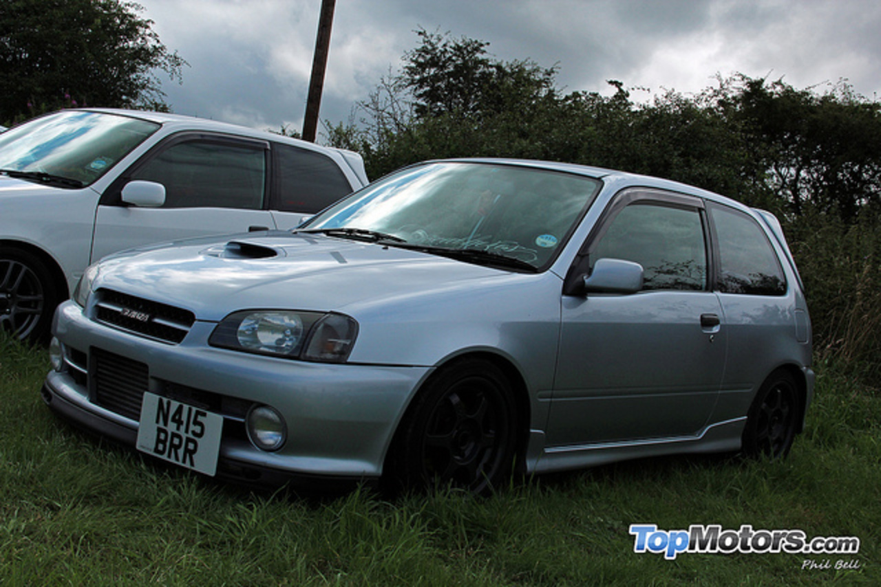 Toyota Starlet Turbo | Flickr - Photo Sharing!
