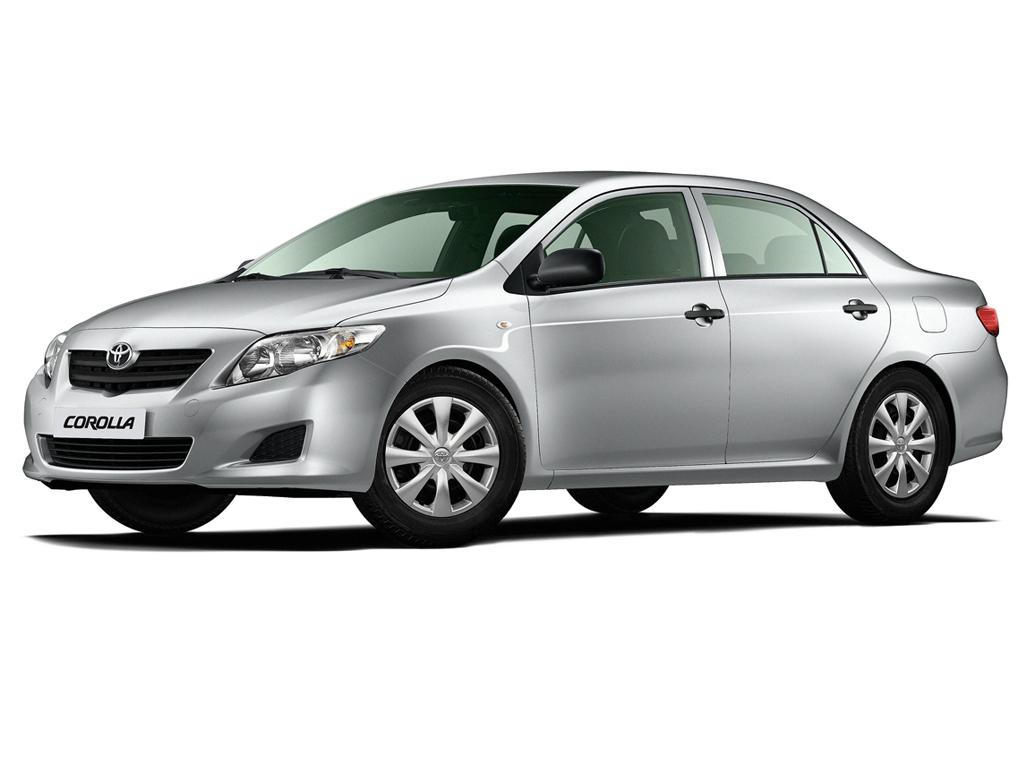 OM Toyota Corolla or similar - Fresh Rentals, New Zealand