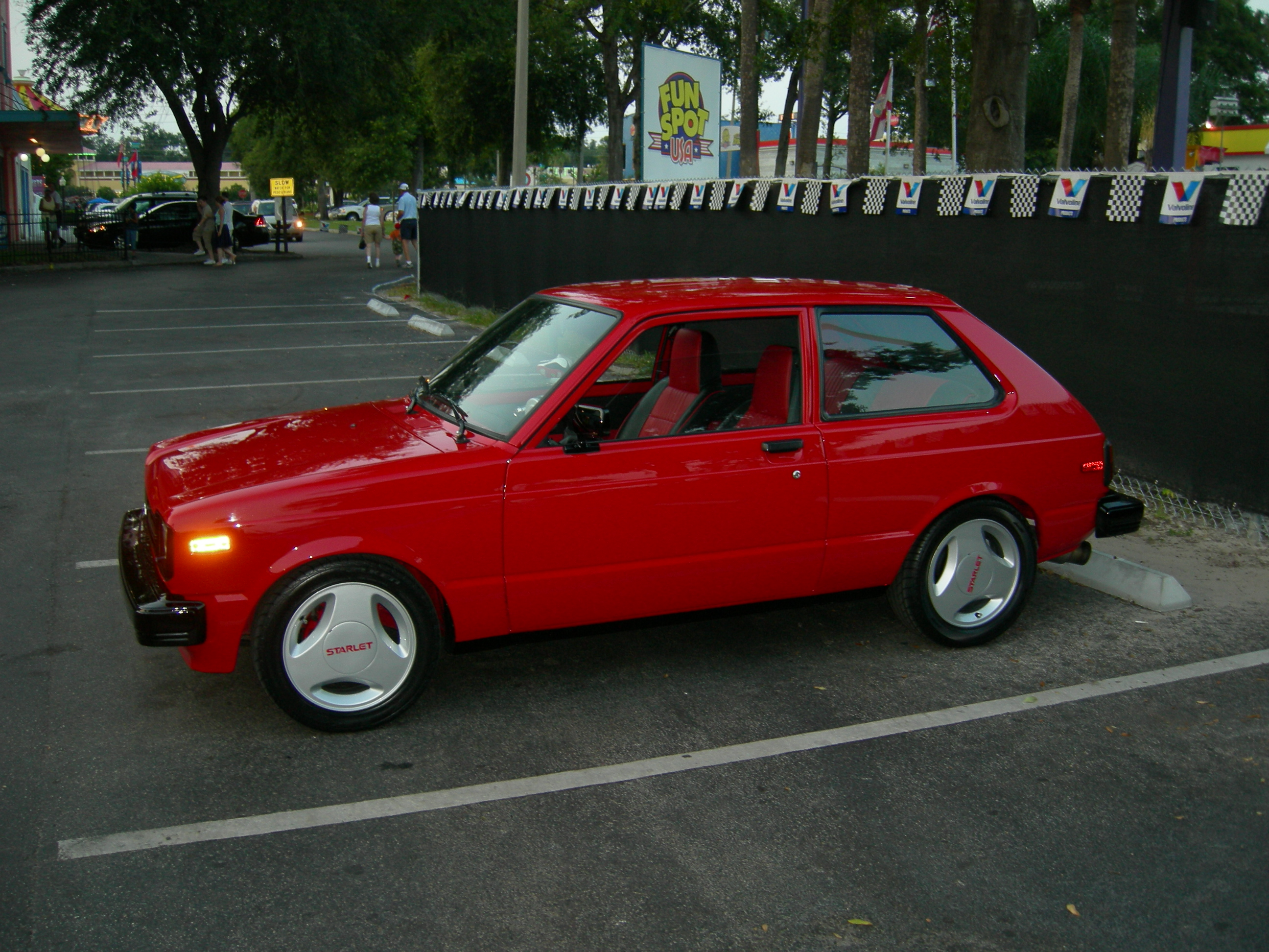 Toyota Starlet | Flickr - Photo Sharing!