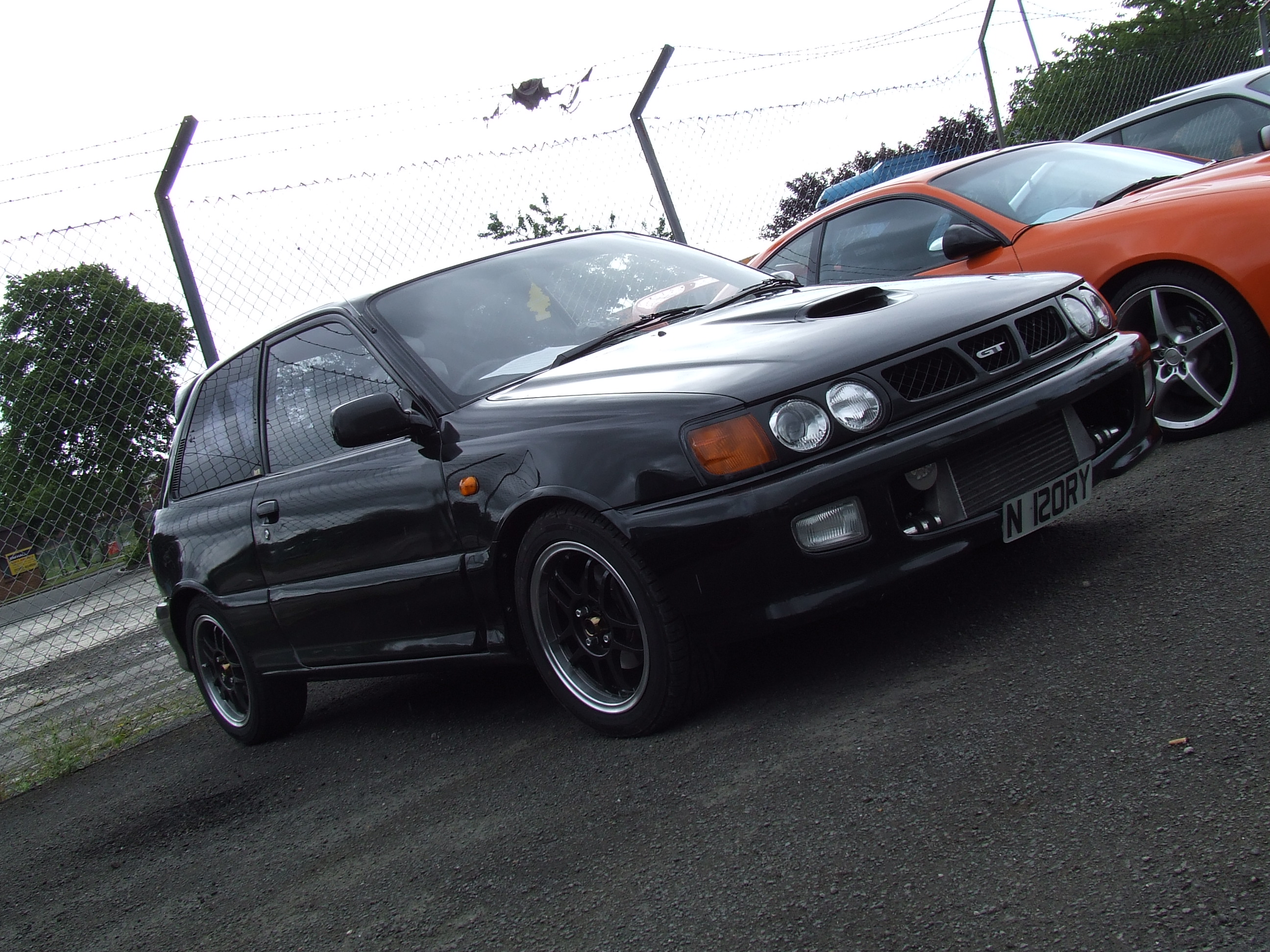 Toyota Starlet GT Turbo | Flickr - Photo Sharing!