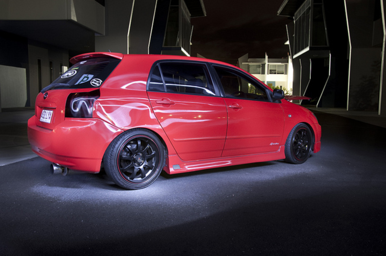 Topworldauto Gt Gt Photos Of Toyota Corolla Sportivo Photo