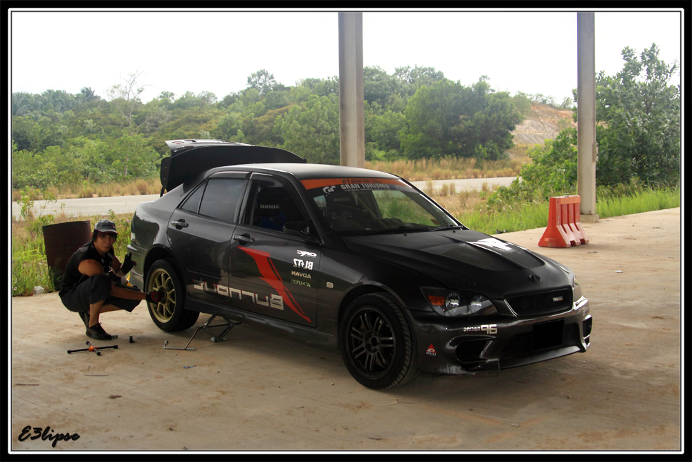 DG Toyota Altezza RS200 | Flickr - Photo Sharing!