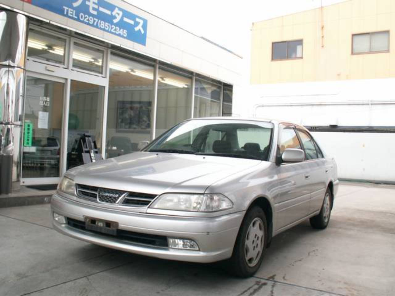 Toyota Carina 18 Si: Photo gallery, complete information about ...