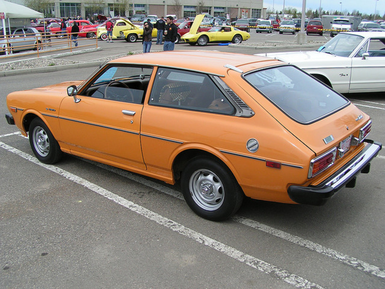 Toyota Corolla Liftback | Flickr - Photo Sharing!