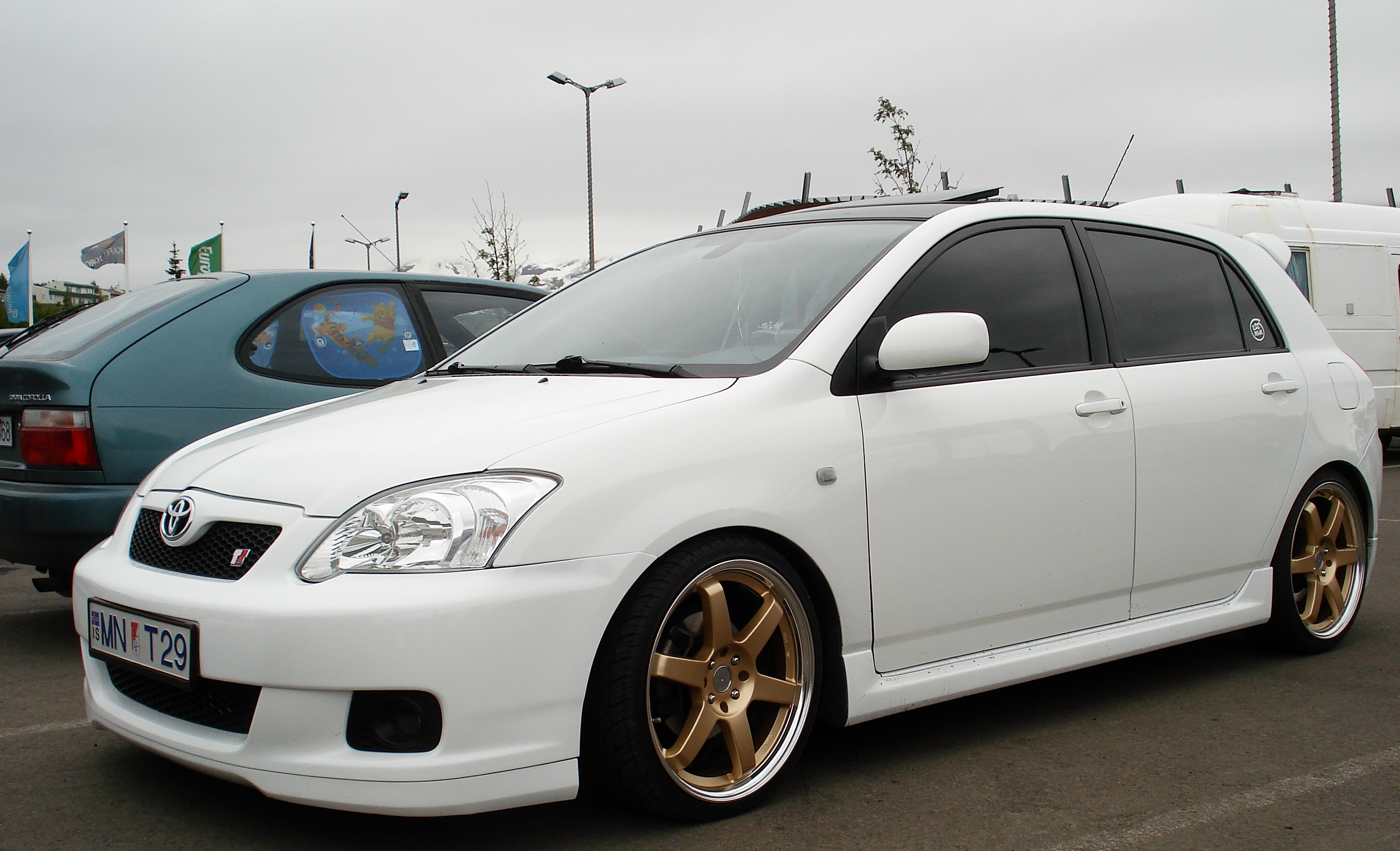 Toyota Corolla T-Sport Compressor | Flickr - Photo Sharing!