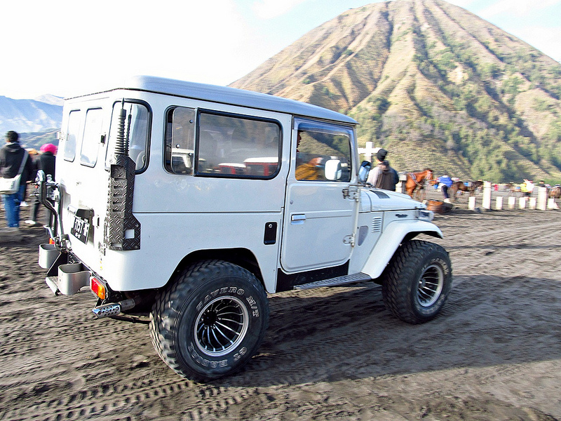 Toyota Land Cruiser FJ40 (HardTop) | Flickr - Photo Sharing!