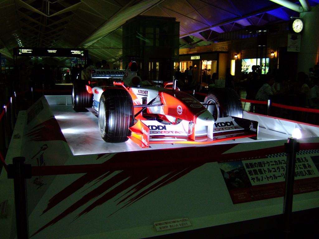 TOYOTA TF105 | Flickr - Photo Sharing!