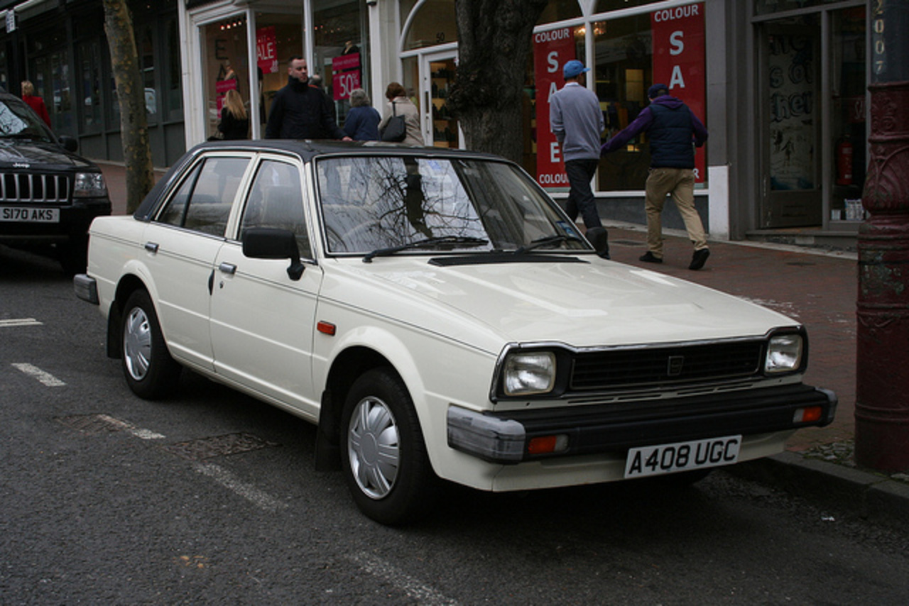 Triumph Acclaim Trio-matic A408 UGC | Flickr - Photo Sharing!