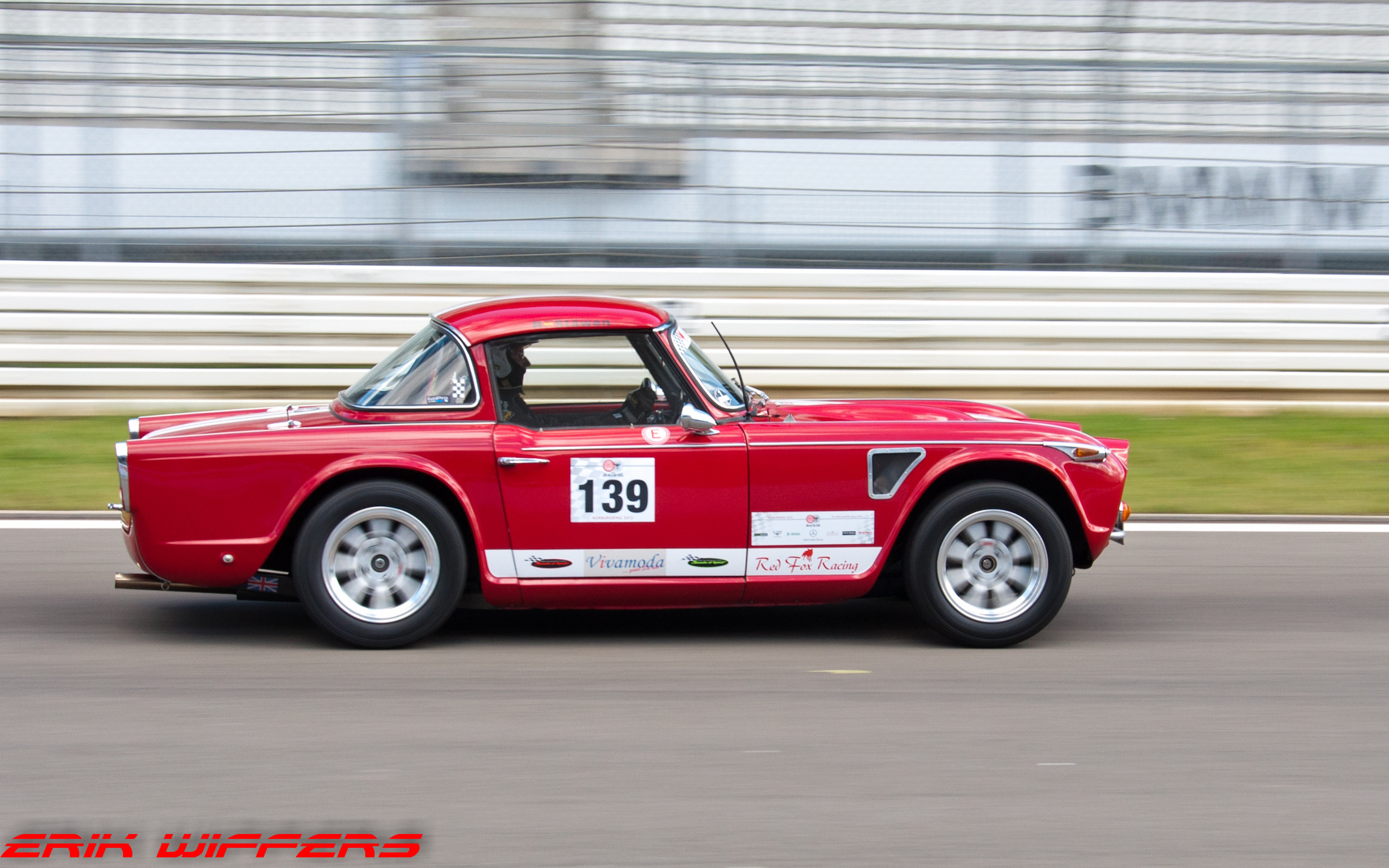 Triumph TR4a IRS (1965) | Flickr - Photo Sharing!
