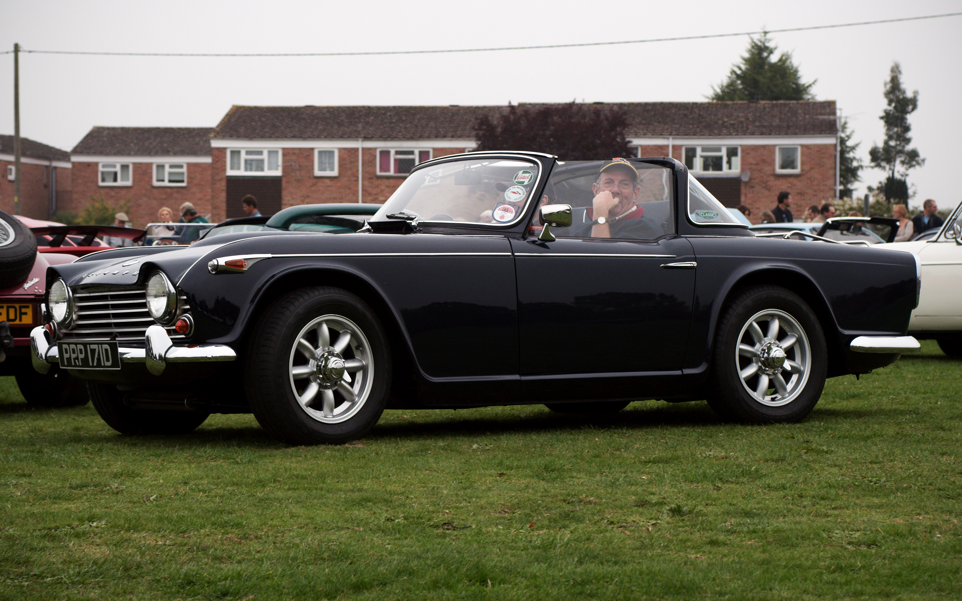 1966 Triumph TR4A | Flickr - Photo Sharing!
