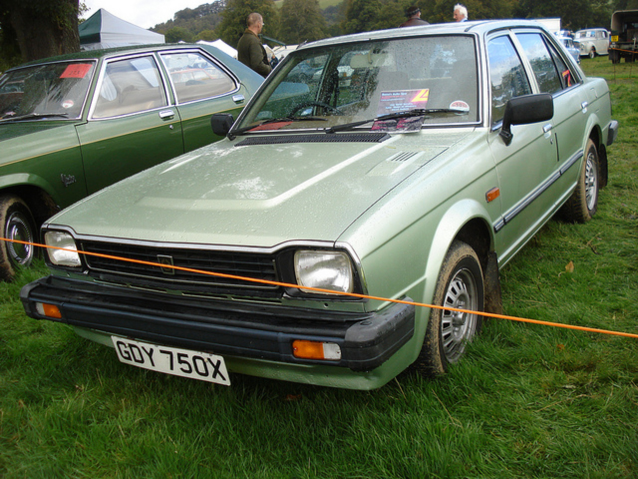 1982 Triumph Acclaim HLS Triomatic | Flickr - Photo Sharing!
