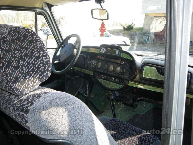 UAZ 3152: Photo gallery, complete information about model ...