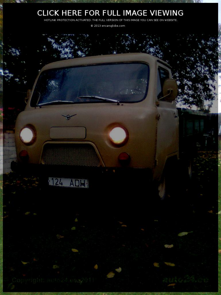 UAZ 451 DM Photo Gallery: Photo #03 out of 7, Image Size - 400 x ...