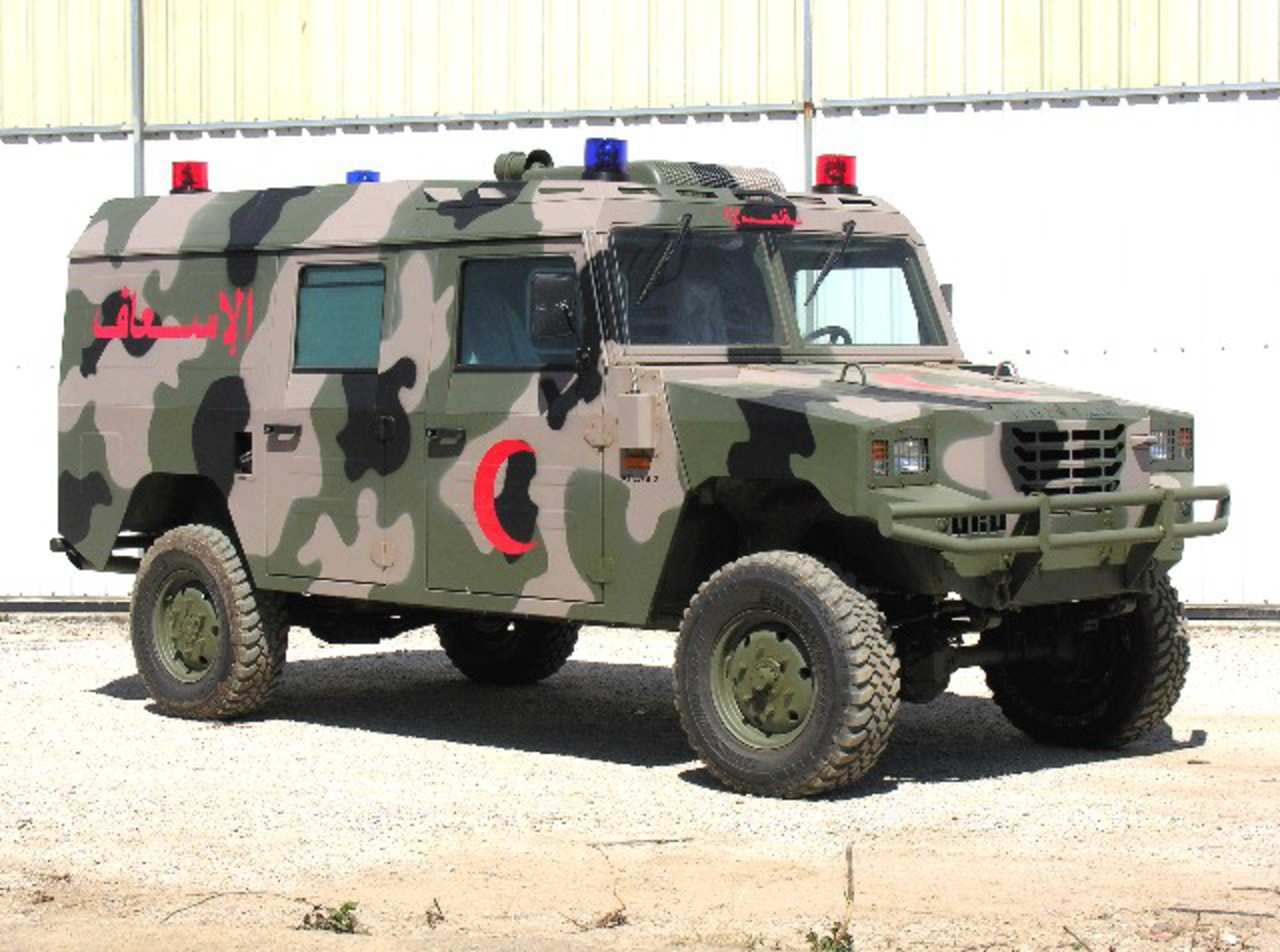 Army Recognition :: View topic - New Spanish URO light jeep for ...