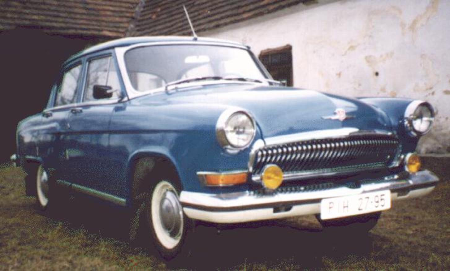 Волга старой модели фото