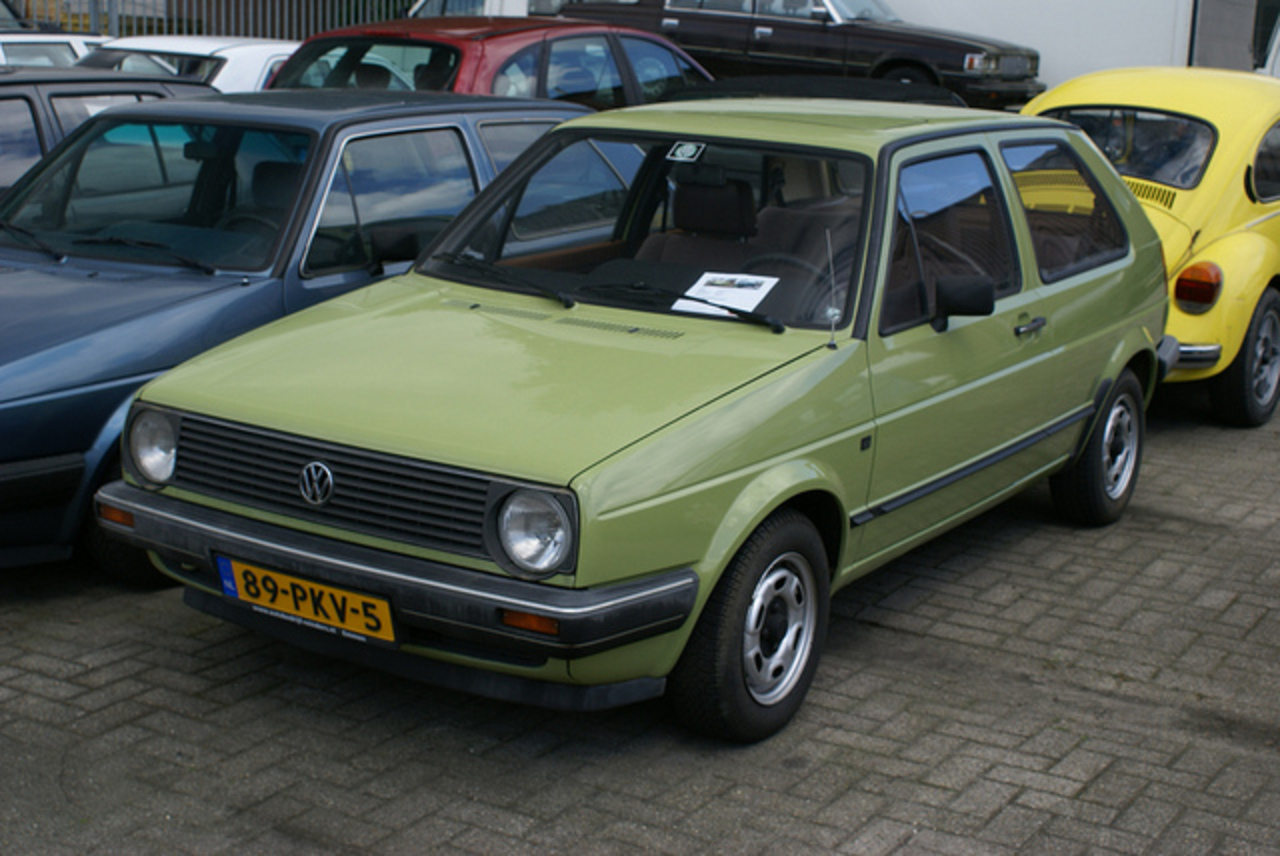 Volkswagen Golf II CL Automatic | Flickr - Photo Sharing!