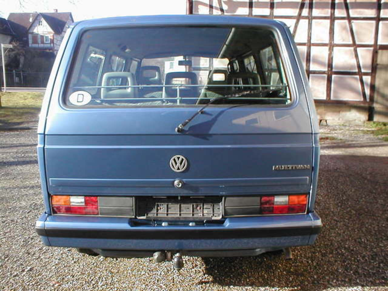 T3 Multivan Volkswagen Blue metallic | all volkswagen images