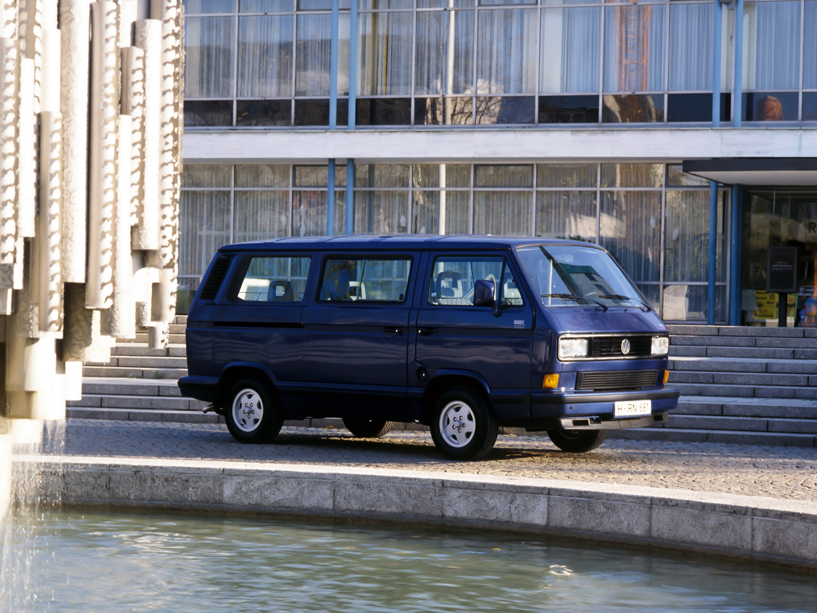 "Volkswagen T3 Multivan ""Last Limited Edition"" '1992 