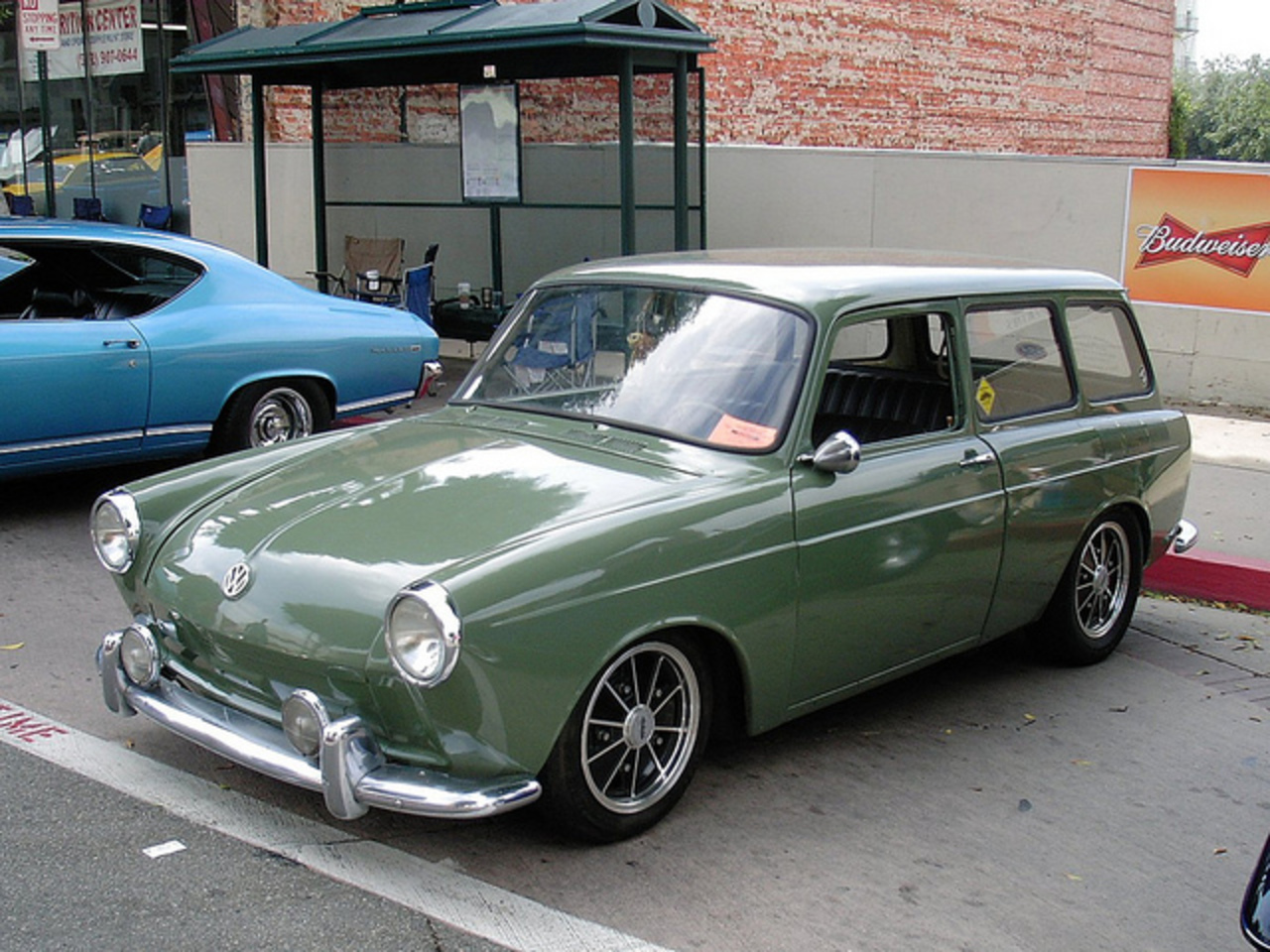 TopWorldAuto >> Photos of Volkswagen Squareback - photo ...