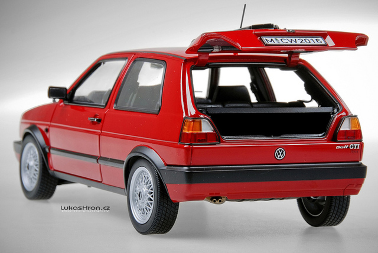 Volkswagen Golf GTI G60 Mk2 1:18 Norev | Flickr - Photo Sharing!