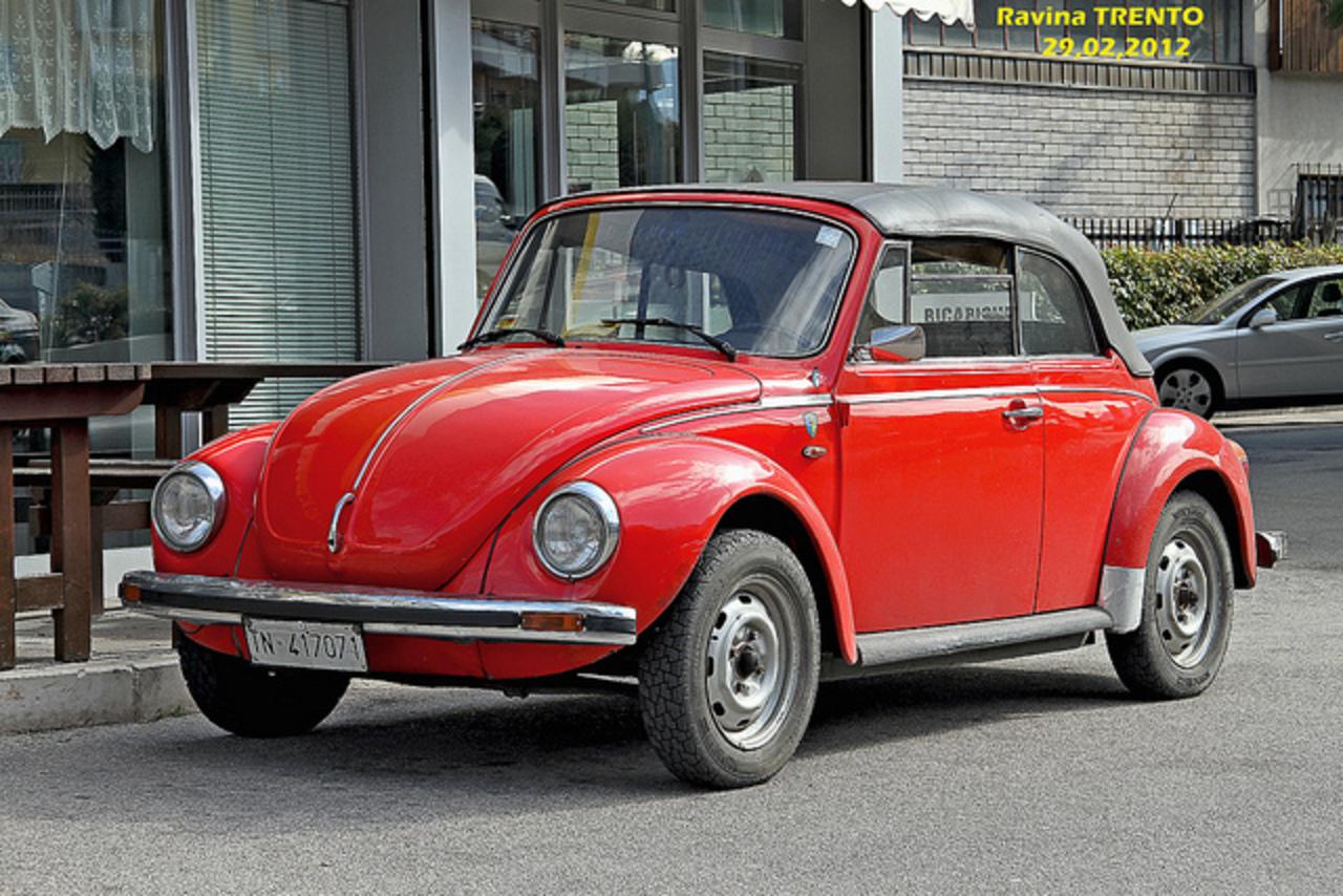 Topworldauto Photos Of Volkswagen 1303 Cabriolet Photo Galleries