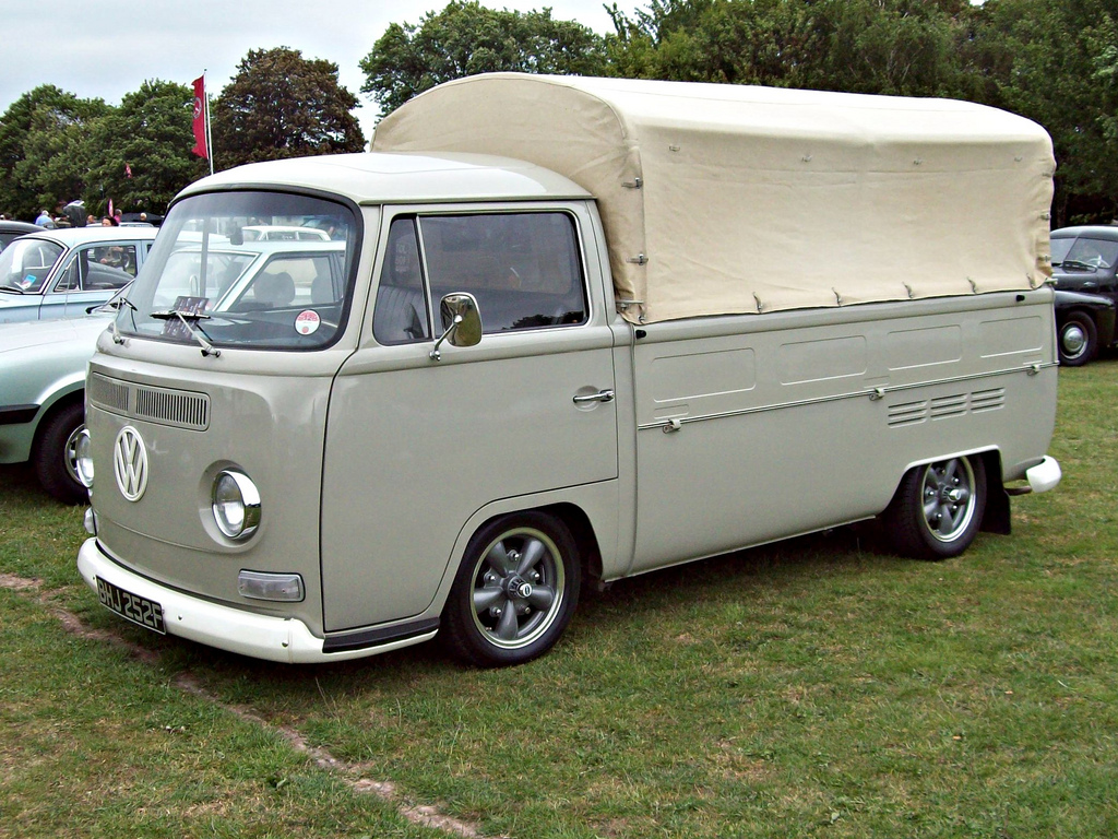 topworldauto photos of volkswagen type 2 pickup photo galleries. Black Bedroom Furniture Sets. Home Design Ideas