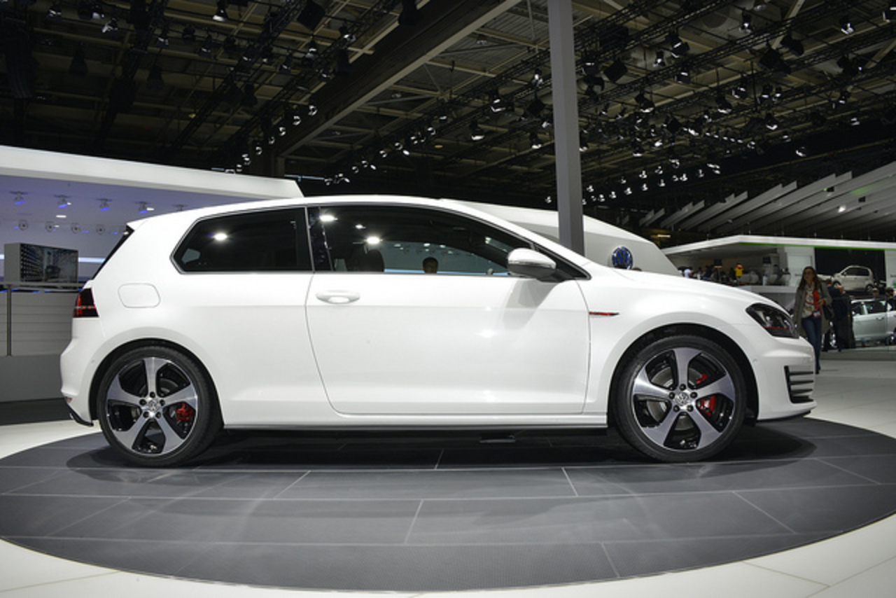 2013 Volkswagen Golf GTI | Flickr - Photo Sharing!