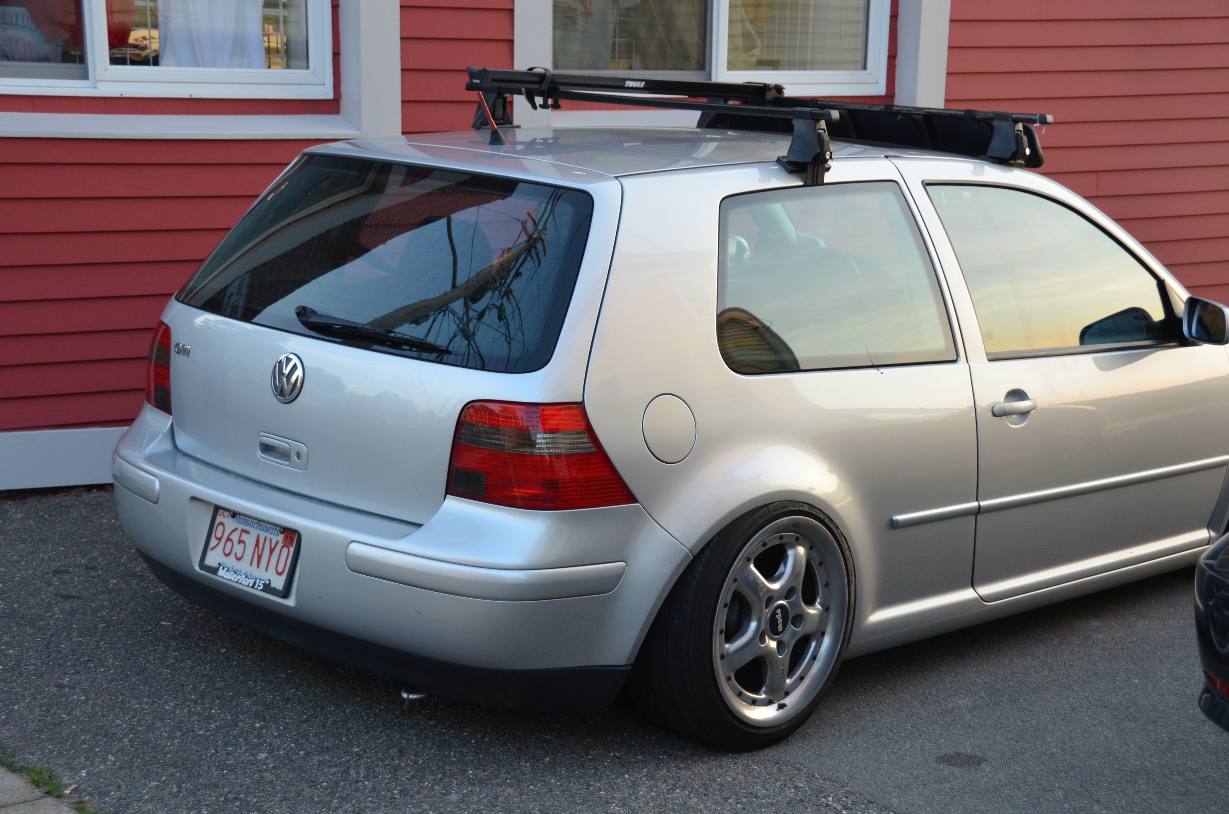 Lowered Volkswagen Golf GTI | Flickr - Photo Sharing!