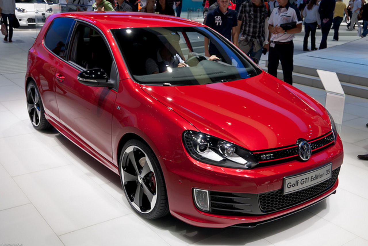 Volkswagen Golf GTI Edition 35 (72633) | Flickr - Photo Sharing!