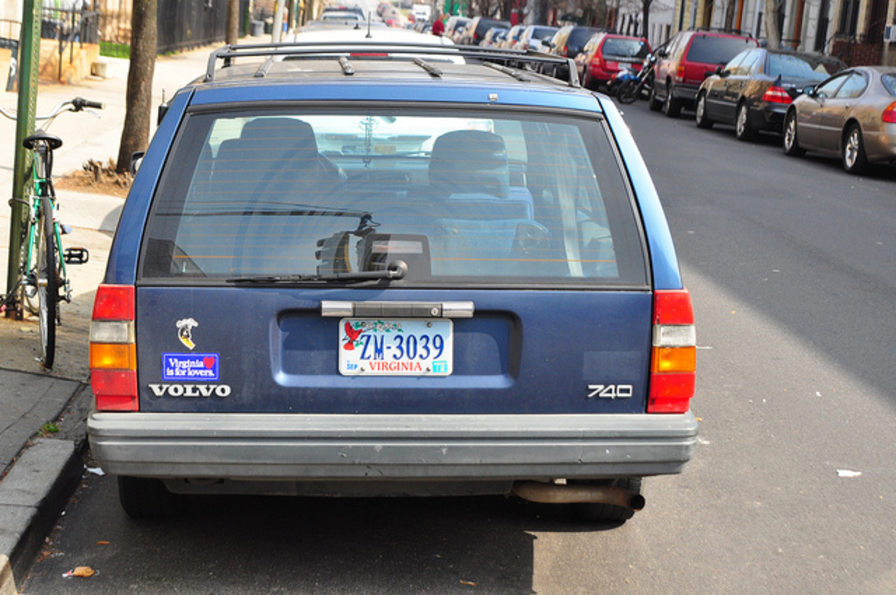 Volvo 740 Wagon | Flickr - Photo Sharing!