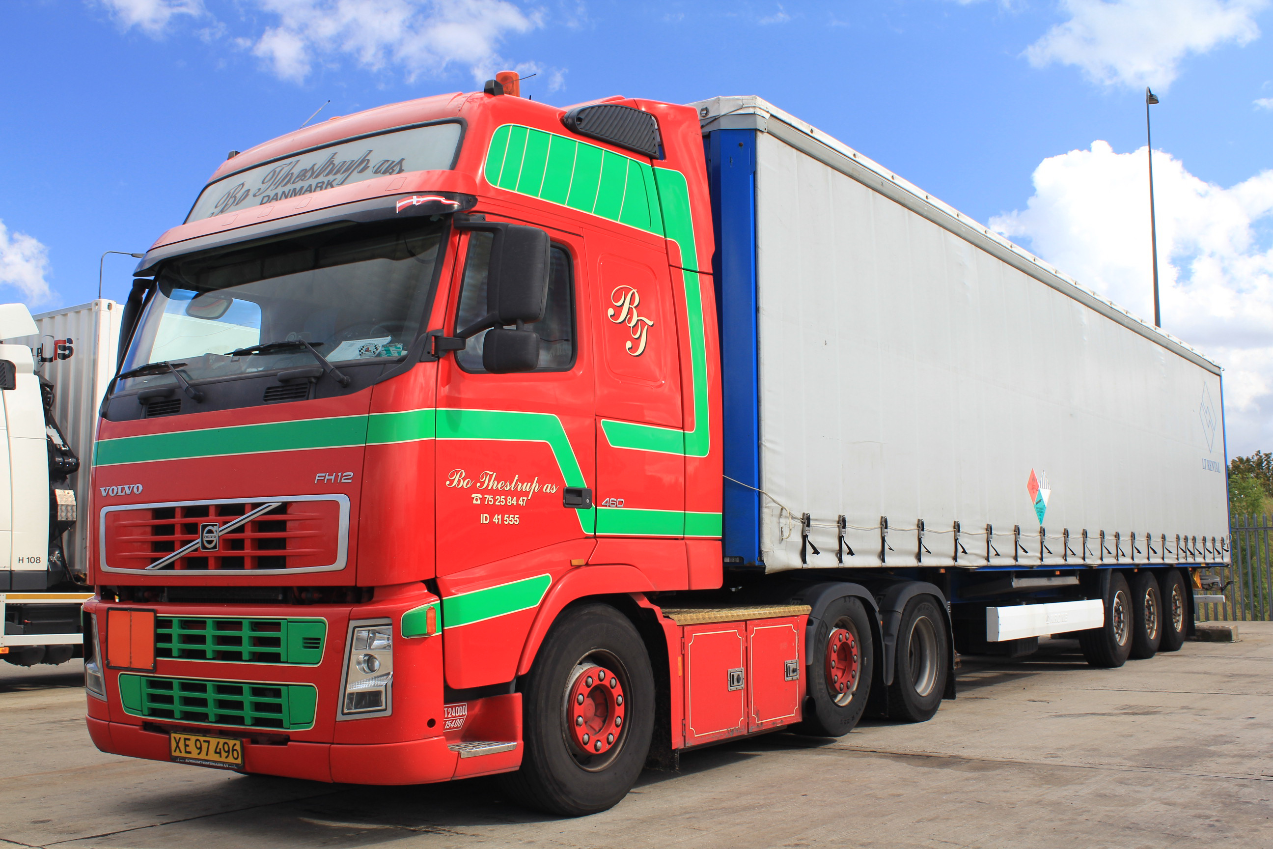 Topworldauto Photos Of Volvo Fh12 Photo Galleries 555 Bistable Flickr Sharing