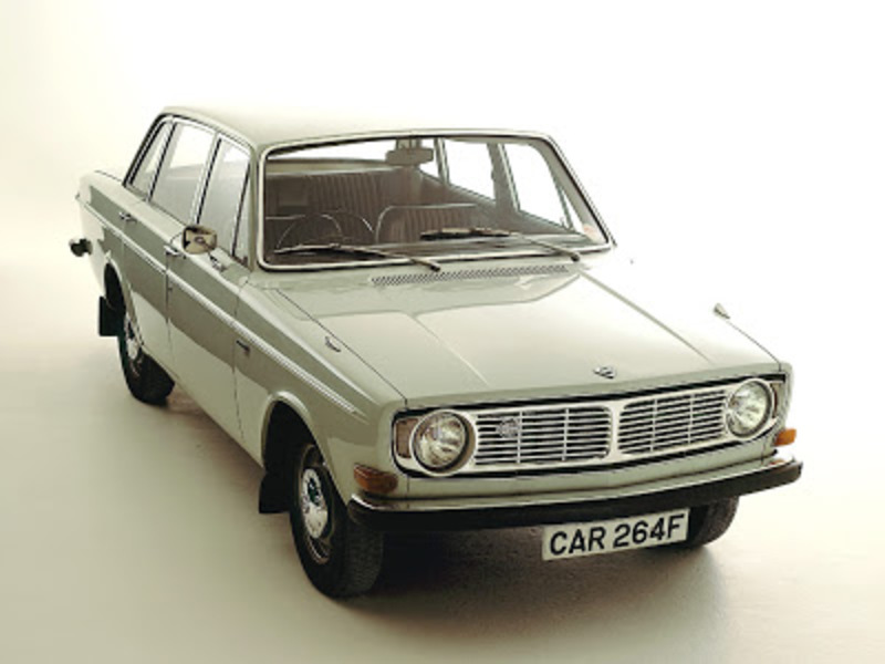 Avengers in Time: 1966, Cars: Volvo 144