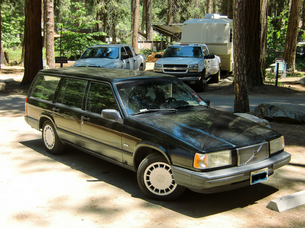 1992 Volvo 740 Wagon | Flickr - Photo Sharing!