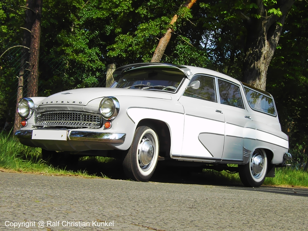 Wartburg Camping-Limousine: Photo gallery, complete information ...