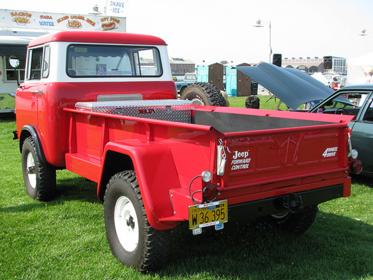 1960 Willys Jeep FC 170 C.O.E. Truck 'W 36 395' 2 | Flickr - Photo ...
