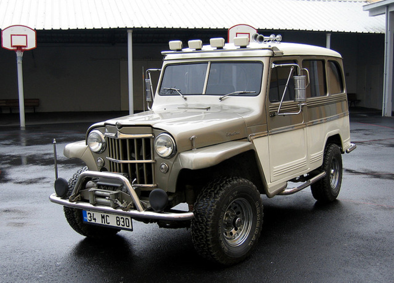 Topworldauto Photos Of Willys Station Wagon Photo Galleries 1950 Jeep 99996 Flickr Sharing