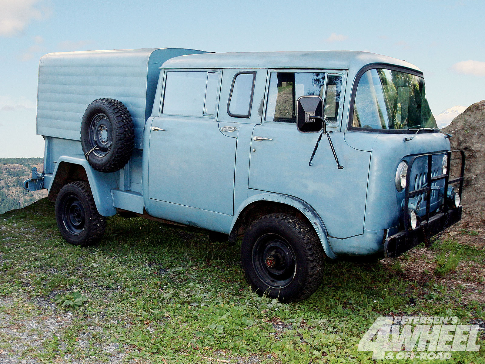 Willys Jeep Fc 170