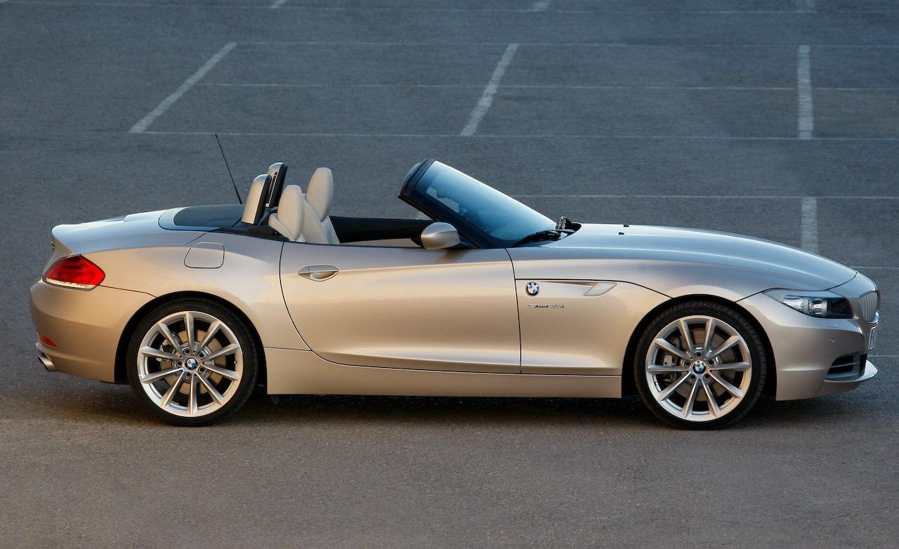 2009 BMW Z4 sDrive35i roadster. WALLPAPER; PRINT; RETURN TO ARTICLE