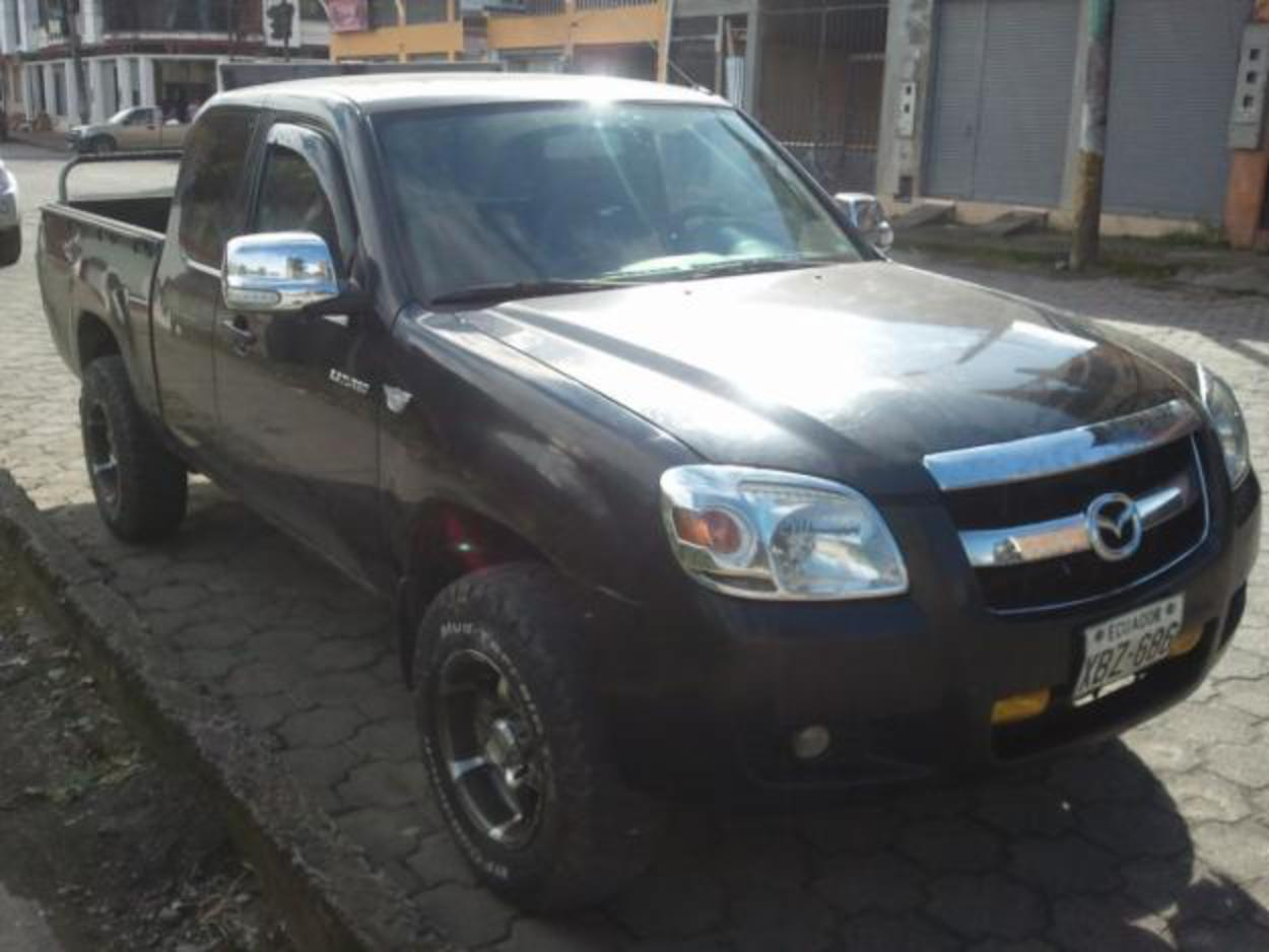 Mazda Bt50 2.5 turbo Diesel FreeStyle - Ecuador