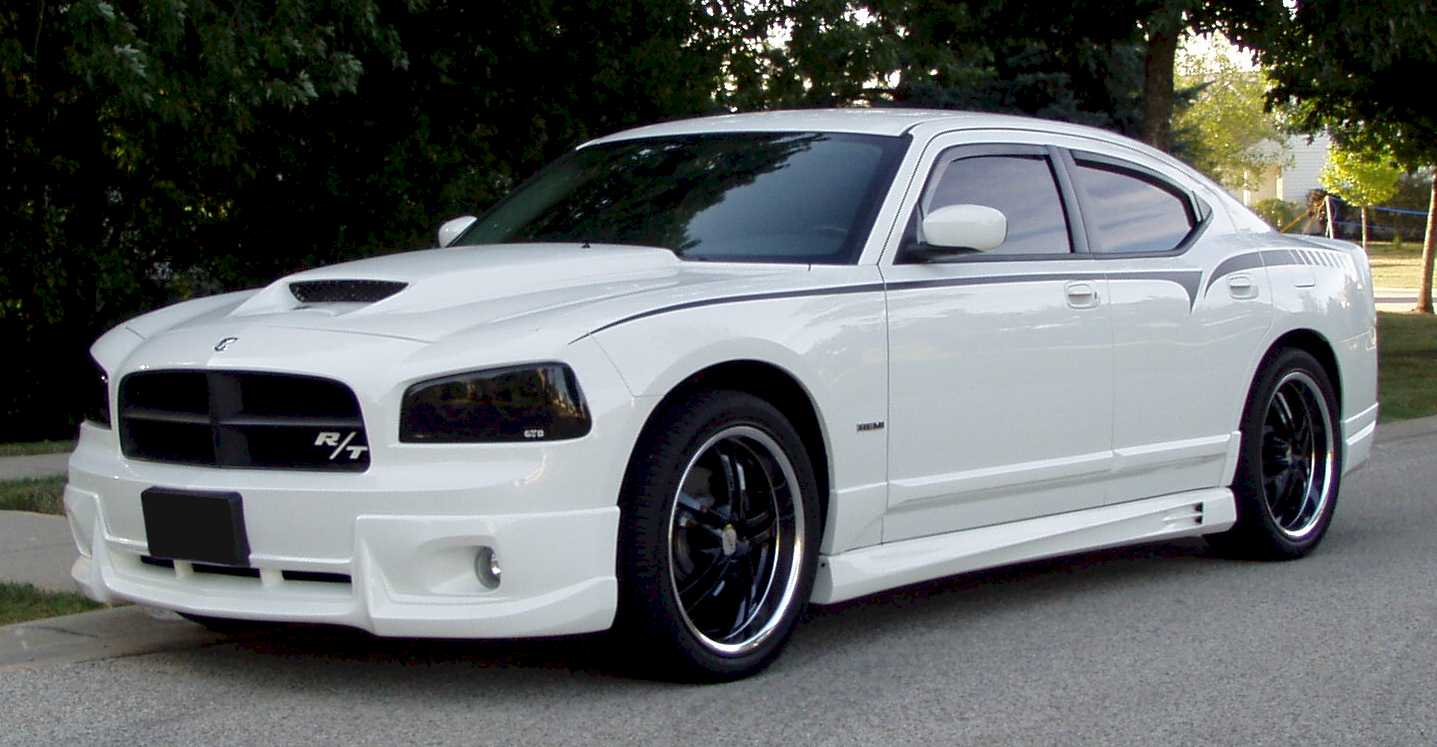 2009 Dodge Charger RT picture, exterior