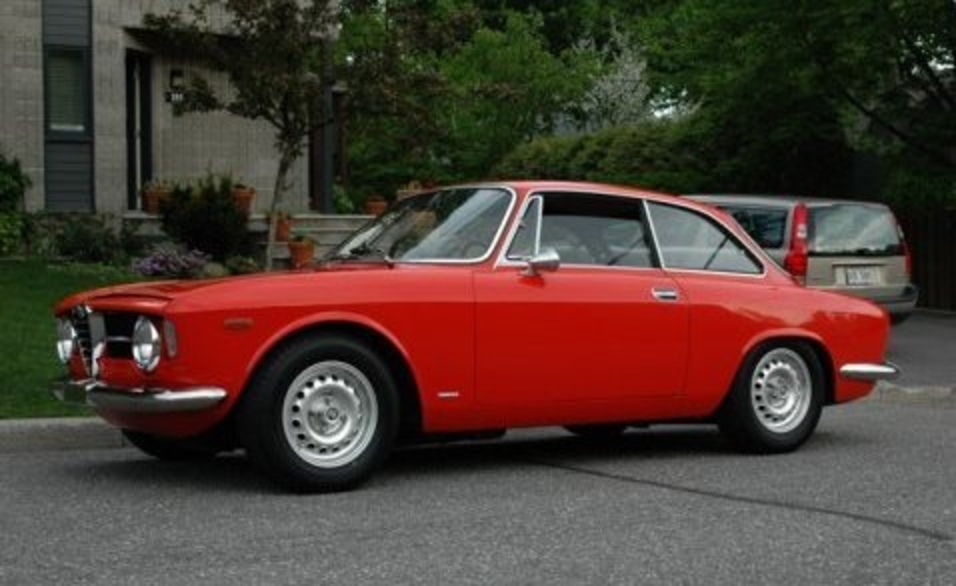 Alfa Romeo Giulia 1600 GT Junior. View Download Wallpaper. 478x293. Comments