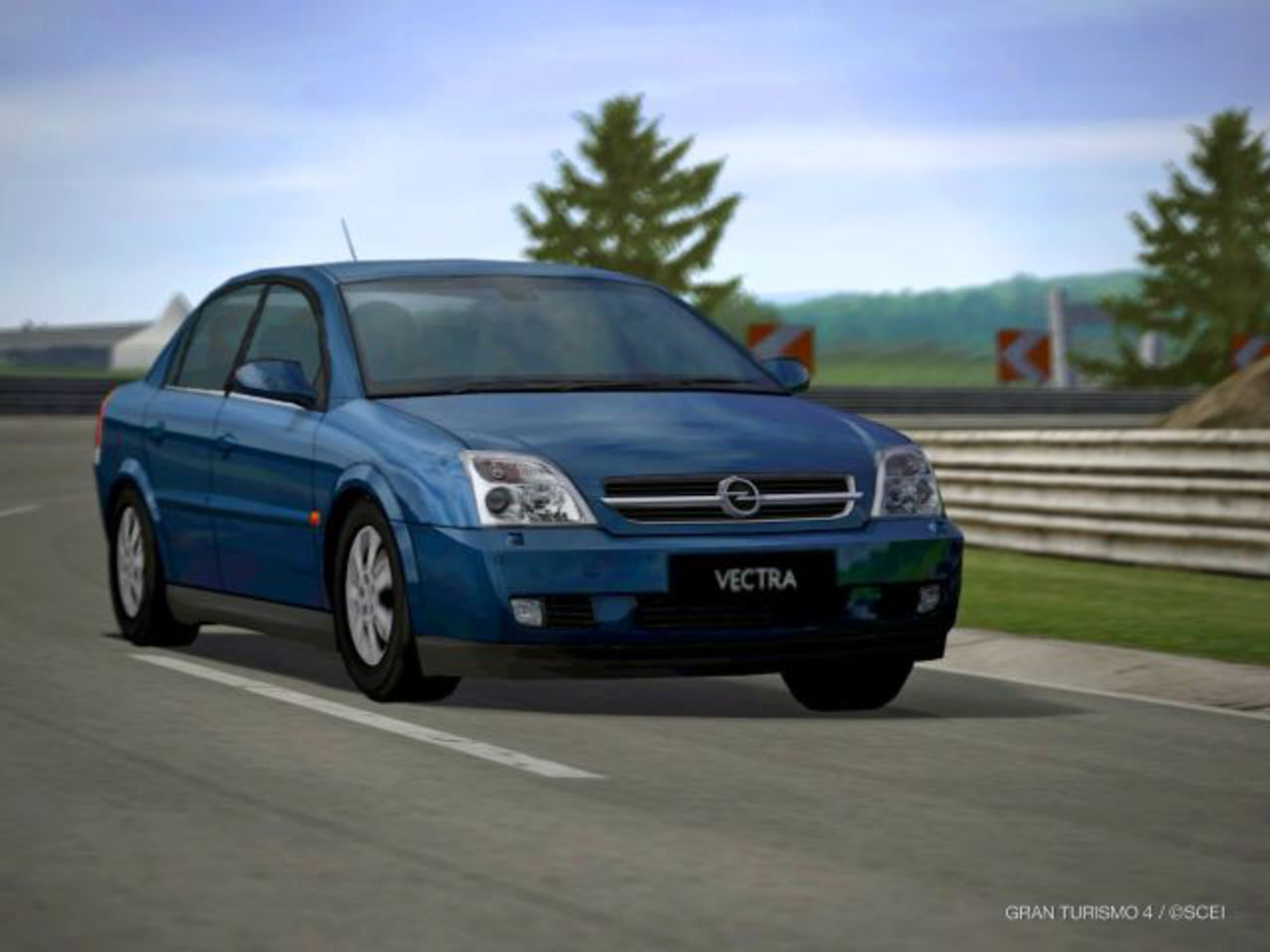 Opel Vectra 32 V6 GTS. View Download Wallpaper. 640x480. Comments